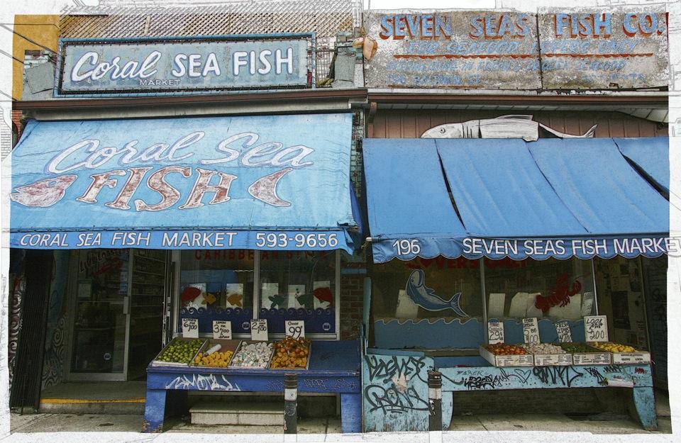 Kensington Fish Market